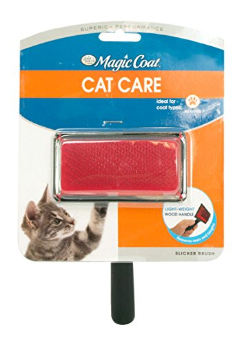 Four Paws Magic Coat Cat and Kitten Brush (Four Paws Wire Rake compare prices)