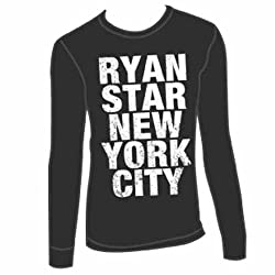 Ryan Star - RS NYC Long Sleeve T-shirt