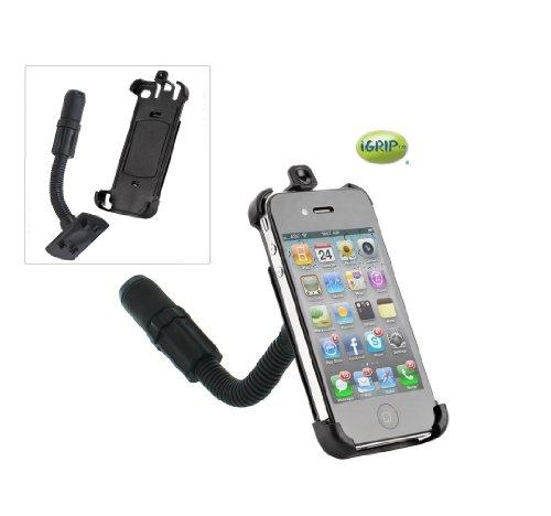iGrip iPhone 4 phone holder cradle w/ Cigarette Lighter Mount