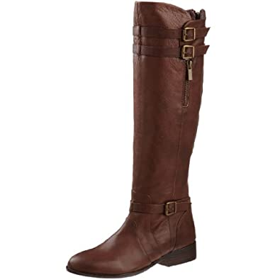 Dolce Vita Women's Donner Boot,Brown,7 M US