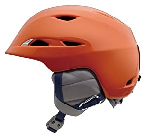 Giro Montane Ski Helmet Orange Color Block Large
