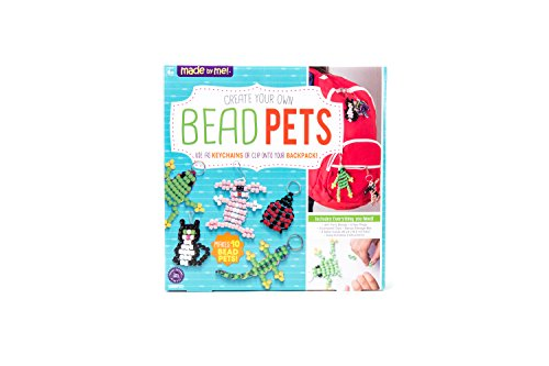 Made By Me Create Your Own Bead Pets Kit - 1