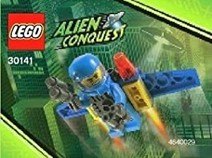 LEGO Alien Conquest Mini Figure Set #30141 Jet Pack Bagged by LEGO