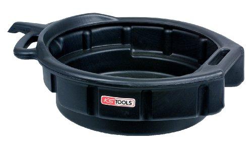 ks-tools-1509360-bac-de-recuperation-en-matiere-plastique-pour-huiles-17-l