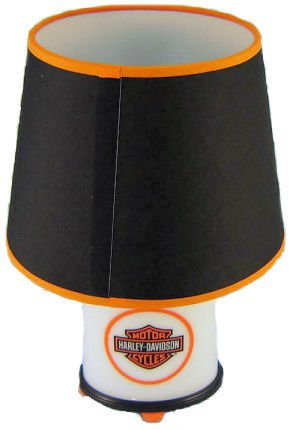 Harley-Davidson Desk Lamp by Memory Company - Dual Lit