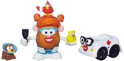 Playskool Mr. Potato Head Little Taters Big Adventures Pet Care Tater Toy Figure By Playskool front-1015853