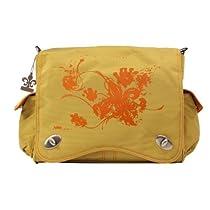 Sam Messenger Diaper Bag Color: Olive