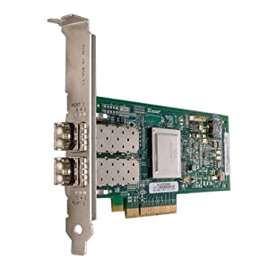 QLE2562 Qlogic SANBlade 8GB Dual Port Fibre PCI-E