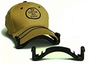 amazon     perfect curve baseball hat bill shaper