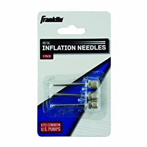 Franklin Sports Metal Inflating Needles