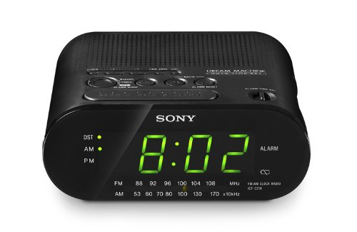 Sony Dream Machine Clock Radio  Model No. ICF-C218