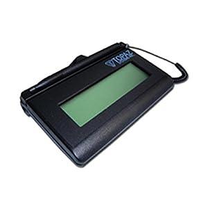 Topaz Signature Lite 1x5 LCD T-L460-HSB-R