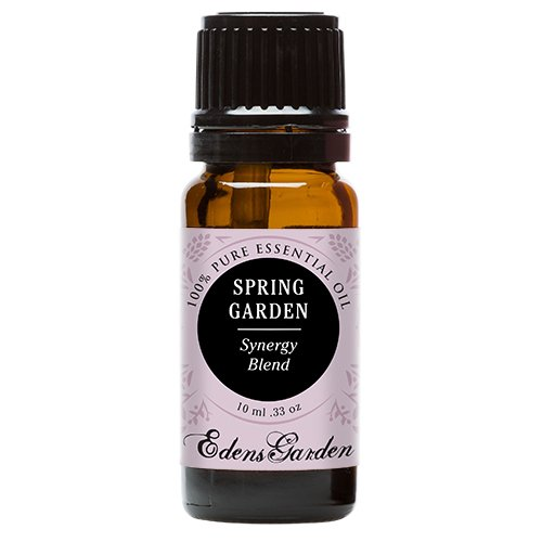 Spring Garden (previously known as Adoration) Synergy Blend Essential Oil by Edens Garden (Cedarwood, Patchouli, Sweet Orange and Ylang Ylang)- 10 ml