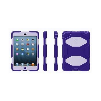 SP Griffin Apple IPad Mini/iPad Mini Retina Griffin Survivor Case, Purple, Lavender (GB35923-2) at Sears.com
