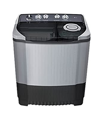 LG P8537R3F(RG) Semi-automatic Top-loading Washing Machine (7.5 Kg, Royal Grey)