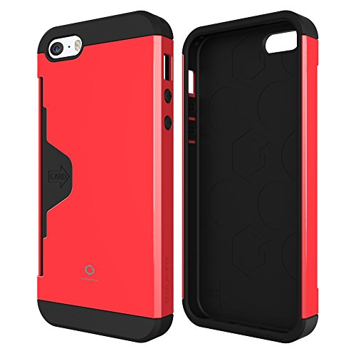 【GOLF FIT for iPhone6/6Plus】 (iPhone6, red)