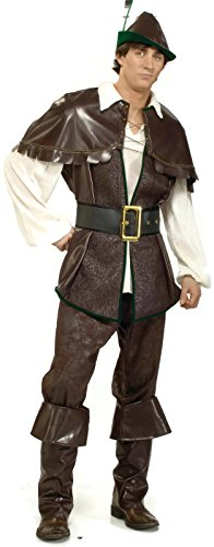 Robin Hood Deluxe Costume Size:Extra Large