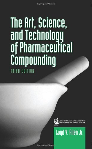 The Art, Science, and Technology of Pharmaceutical...
