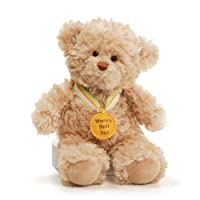 GUND FATHER'S DAY MESSAGE BEAR 10 Inch Plush by GUND