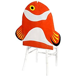 Clownfish Chair Cover from Shindigz