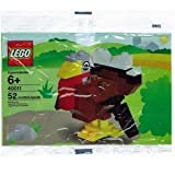 LEGO Seasonal Exclusive Mini Figure Set #40011 Turkey Bagged