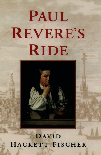 paul reveres ride an analysis of fischers book Paul revere's ride [david hackett fischer] on amazoncom  paul revere's  ride and millions of other books are available for instant access  their actions,  but with thought and analysis given to the motivations and beliefs behind them (in .