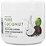 Inecto Pure Coconut Nourishing Moisture Creme 250ml (packaging varies)