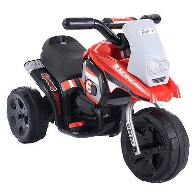 6V-Kids-Ride-On-Motorcycle-Battery-Powered-3-Wheel-Bicyle-Electric-Toy-New
