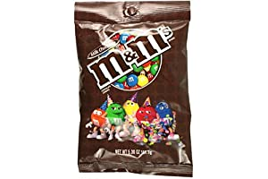M&M's Milk Chocolate 12 - 5.3oz Bags