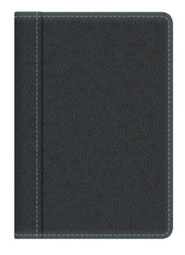 Pierre Belvedere Executive Pocket Memo Pad, Refillable, Black (878510)