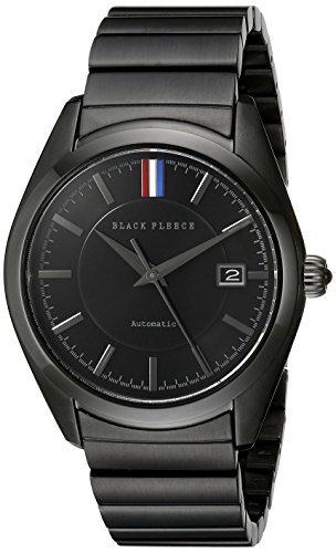 Brooks-Brothers-Black-Fleece-Mens-SILGD005-Special-Edition-Analog-Display-Automatic-Self-Wind-Black-Watch