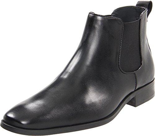 Calvin Klein Men\'s Garrison Black Dress Calf Boot 10 M   $184.95 ...