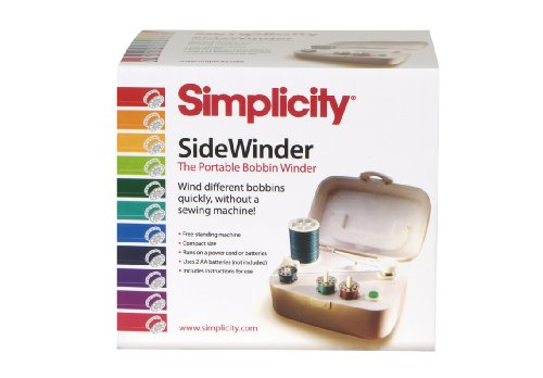 Simplicity SideWinder Portable Bobbin Winder (Bobbin Winder Brother compare prices)