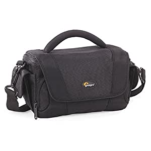 Lowepro Edit 130 Camcorder Bag - Black