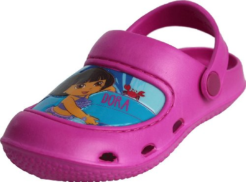 Dora the Explorer Toddler Girls Hot Pink