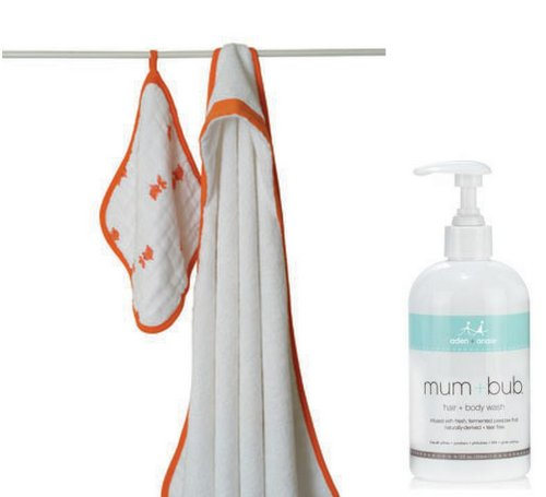 Bath Time Baby Shower Theme