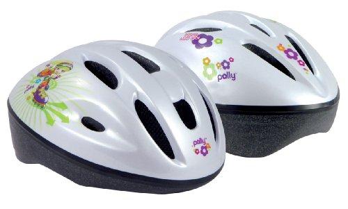 polly-pocket-flower-power-970069-2-casco-infantil-para-patinar-verde-vert-orange-lilas-blanc-talla46