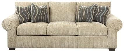 Klaussner TIBURON Sofa, Putty
