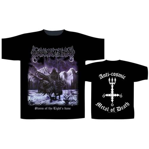 T-Shirt Storm of the Light's Bane M (T-Shirt taille medium)