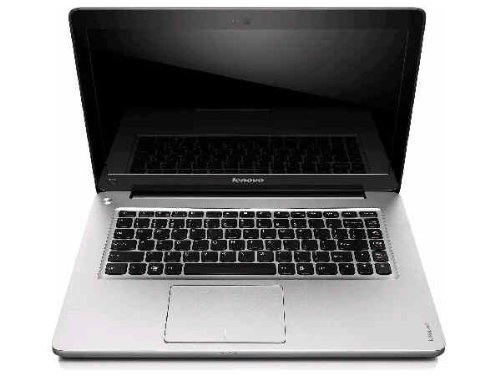 Lenovo IdeaPad U410 43762BU 14-Inch Laptop (Graphite Gray)