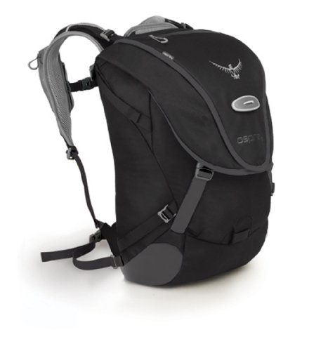Osprey Metron 25-Litre Commuter Pack (Black, Medium/Large)