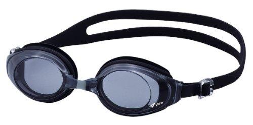 ビュー(VIEW) FITNESSゴーグル ブラック BK V610