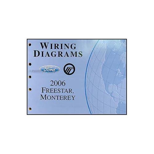 2006 Ford Freestar  U0026 Mercury Monterey Wiring Diagram