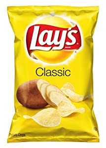 Lay's Potato Chips, Classic, 10 Oz