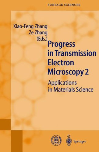 Progress In Transmission Electron Microscopy 2: Applications In Materials Science (Springer Series In Surface Sciences)