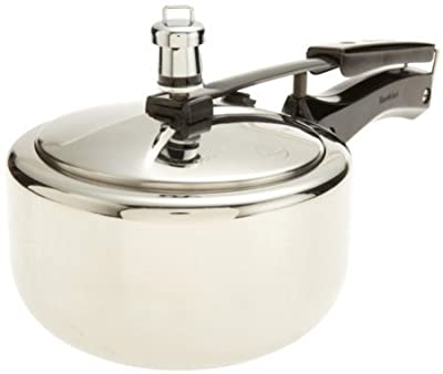 Hawkins Stainless Steel Pressure Cooker from A&J Distributors, Inc.