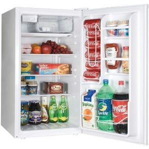 Haier Hnse045 Refrigerator With Freezer