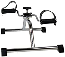 Isokinetics Inc. Pedal Exerciser - Fully Assembled, Single Piece Frame Design - For Leg and Arm Exercise