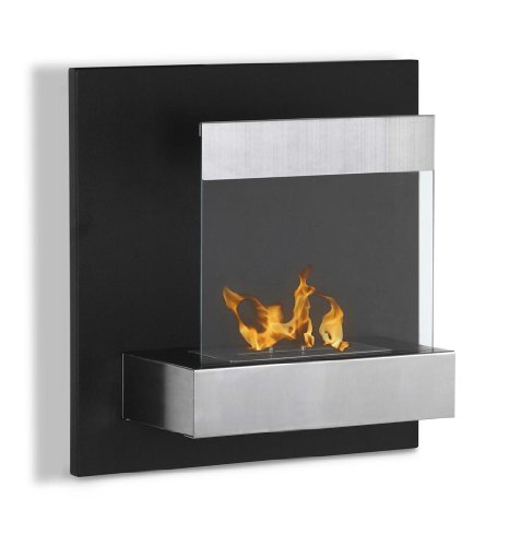 Ignis Melina Wall Mount Ventless Ethanol Fireplace