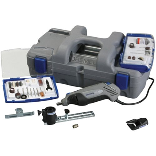 Dremel 400-2/51 400 Series XPR Rotary Tool Kit With 51 Accessories